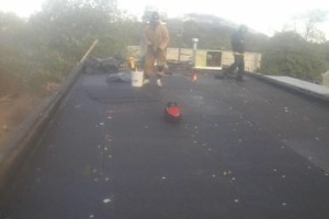 Photo #4: FLAT ROOF LEAK REPAIR - GRAVEL - TPO - EPDM-PVC-MODIFIED BITUMEN