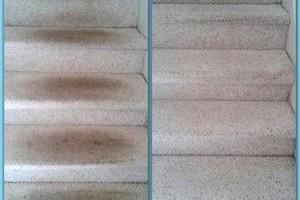 Photo #6: CARPET ROTOVAC STEAM CLEAN , REPAIRS AND RESTRETCH