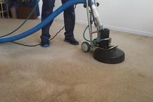 Photo #4: CARPET ROTOVAC STEAM CLEAN , REPAIRS AND RESTRETCH