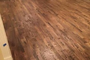 Photo #7: HARDWOOD FLOORS - 60 Cents/ Sqft for BUFF & COAT
