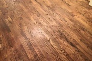 Photo #4: HARDWOOD FLOORS - 60 Cents/ Sqft for BUFF & COAT