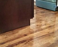 Photo #2: HARDWOOD FLOORS - 60 Cents/ Sqft for BUFF & COAT