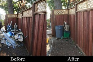 Photo #1: Get that JUNK out of there! Low Prices! Junk & Debris Removal!