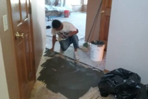 Photo #8: Tile installation service. Any type of designs!
