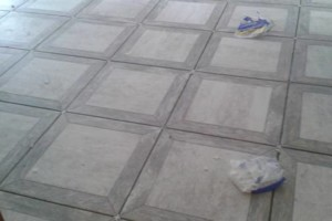Photo #6: Tile installation service. Any type of designs!