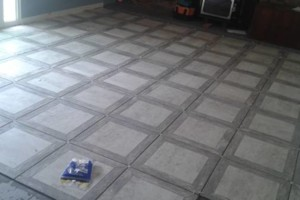Photo #4: Tile installation service. Any type of designs!