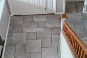 Photo #3: Tile installation service. Any type of designs!