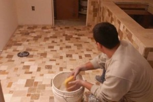 Photo #2: Tile installation service. Any type of designs!