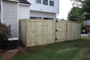 Photo #20: Professional Fence installation and repair