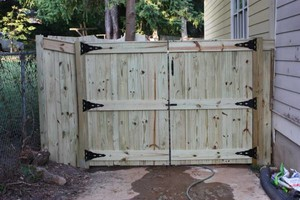 Photo #12: Professional Fence installation and repair