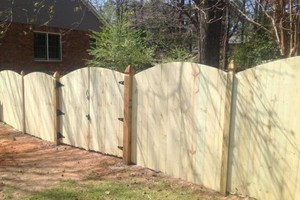 Photo #4: Professional Fence installation and repair