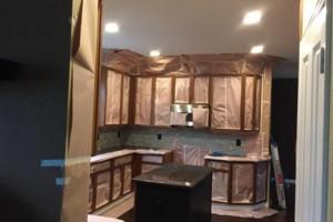 Photo #3: Cabinet Refinish & fine woodwork (No deposit ) 100% satisfaction!