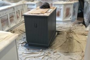 Photo #2: Cabinet Refinish & fine woodwork (No deposit ) 100% satisfaction!
