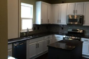 Photo #1: Cabinet Refinish & fine woodwork (No deposit ) 100% satisfaction!