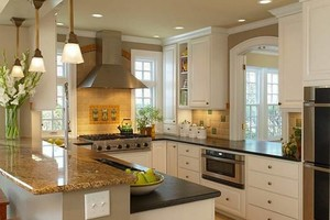 Photo #6: Home Renovations: Bathroom Remodel, Kitchen Remodel and Basements!
