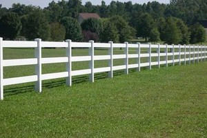 Photo #6: Fence Installation! FREE ESTIMATES -4ft chain link starting at 6.00 ft