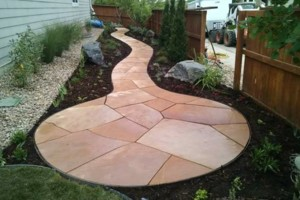 Photo #2: TONI SERVICES CONCRETE AND LANDSCAPING