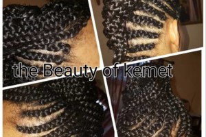 Photo #1: Natural hairstylist with available appointments