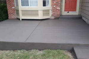 Photo #12: Elevation CONCRETE CONTRACTOR. RESIDENTAL/COMMERCIAL