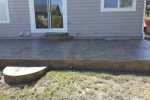 Photo #5: Elevation CONCRETE CONTRACTOR. RESIDENTAL/COMMERCIAL