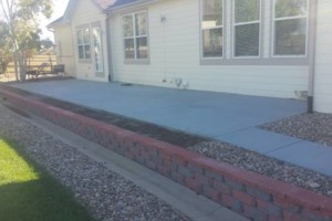 Photo #4: Elevation CONCRETE CONTRACTOR. RESIDENTAL/COMMERCIAL