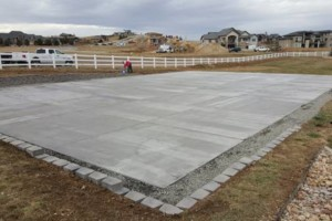 Photo #1: Elevation CONCRETE CONTRACTOR. RESIDENTAL/COMMERCIAL