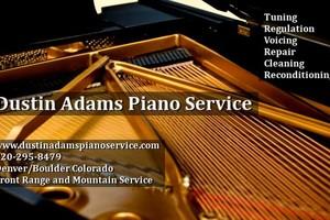 Photo #1: Piano Tuning & Repair Service