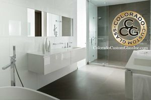 Photo #9: Frameless Glass Showers Are Our Specialty.....