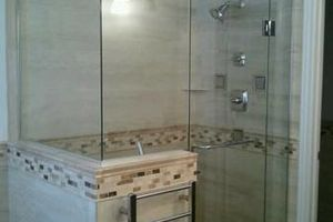 Photo #8: Frameless Glass Showers Are Our Specialty.....