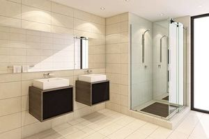 Photo #5: Frameless Glass Showers Are Our Specialty.....