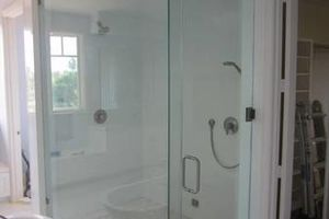 Photo #4: Frameless Glass Showers Are Our Specialty.....