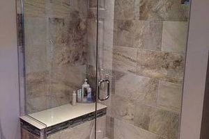 Photo #3: Frameless Glass Showers Are Our Specialty.....