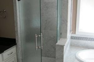 Photo #1: Frameless Glass Showers Are Our Specialty.....