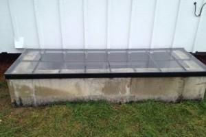 Photo #2: SMALL WELDING JOB ! HANDRAIL - GATES - WINDOWGUARD - WINDOW WELL - FEN