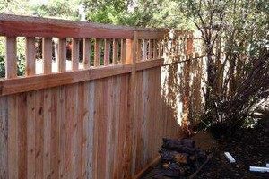 Photo #13: PREMIUM CEDAR FENCES! PRICES STARTING AT JUST $12/FT! CALL NOW!!!