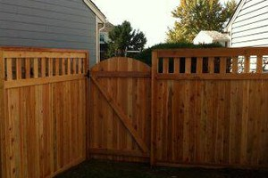 Photo #11: PREMIUM CEDAR FENCES! PRICES STARTING AT JUST $12/FT! CALL NOW!!!
