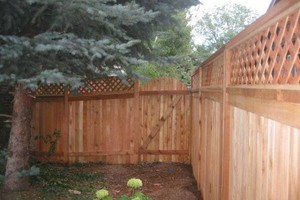 Photo #8: PREMIUM CEDAR FENCES! PRICES STARTING AT JUST $12/FT! CALL NOW!!!