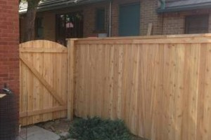Photo #7: PREMIUM CEDAR FENCES! PRICES STARTING AT JUST $12/FT! CALL NOW!!!