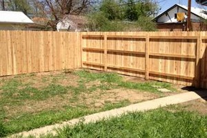 Photo #5: PREMIUM CEDAR FENCES! PRICES STARTING AT JUST $12/FT! CALL NOW!!!