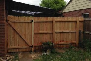 Photo #4: PREMIUM CEDAR FENCES! PRICES STARTING AT JUST $12/FT! CALL NOW!!!