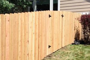 Photo #2: PREMIUM CEDAR FENCES! PRICES STARTING AT JUST $12/FT! CALL NOW!!!