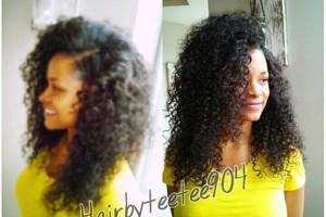 Photo #3: Mobile Multicultural Hair Designer