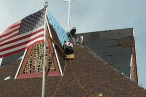 Photo #7: STEEP ROOFS & Roofing. FlatRoof CERTIFICATIONS