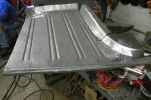 Photo #21: Bentley, Rolls Royce, Daimler, Mercedes, Porsche, Audi... Sheet Metal work