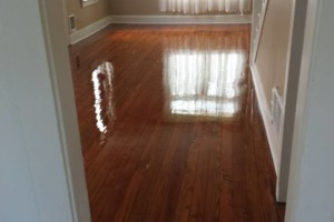 Photo #2: RESIDENTIAL & COMMERCIAL HARDWOOD FLOORS from VICTOR