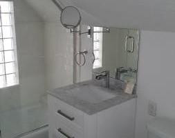 Photo #1: Shower Doors and Mirrors