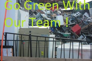 Photo #10: Go Green With Our TEAM ! Big Discount! Junk Removal