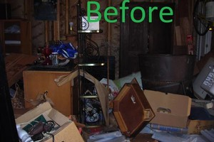 Photo #9: Go Green With Our TEAM ! Big Discount! Junk Removal