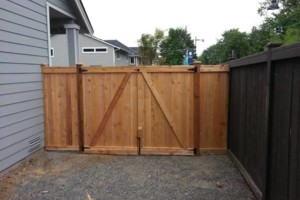 Photo #9: ABOVE & BEYOND FENCING LLC