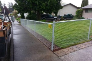 Photo #4: ABOVE & BEYOND FENCING LLC